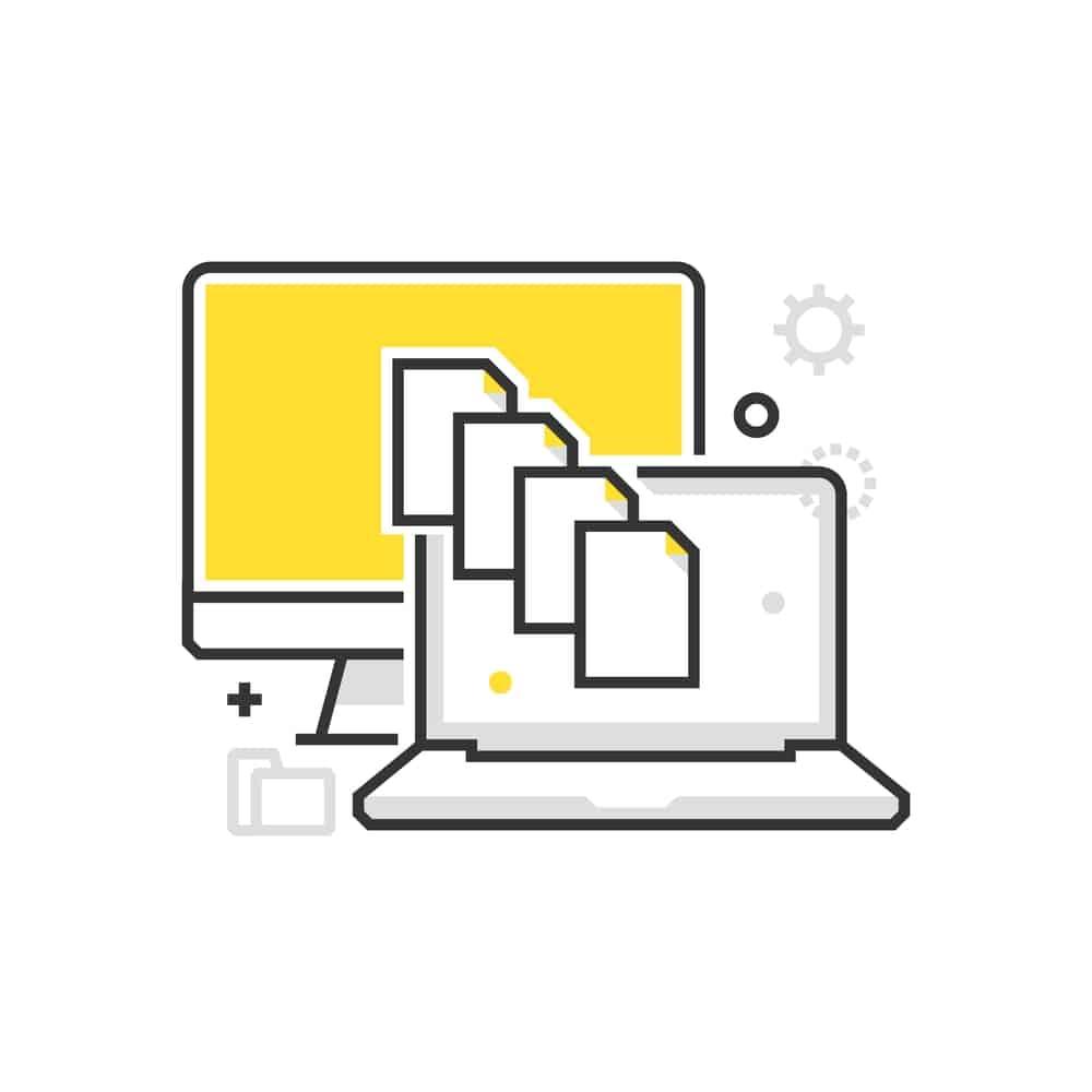 Datenpflege Icon 1