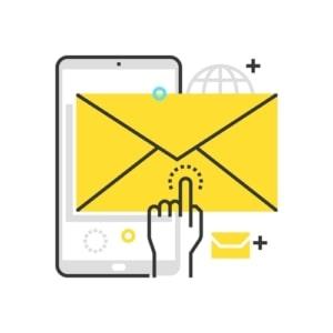 Jobs Bewerbung Icon