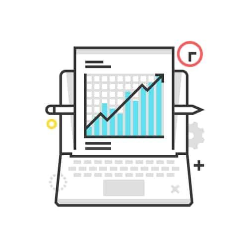 Monetaere Bewertung von Marken Icon 2
