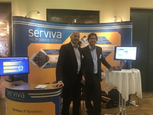 Serviva at the Patinfo 2019 1