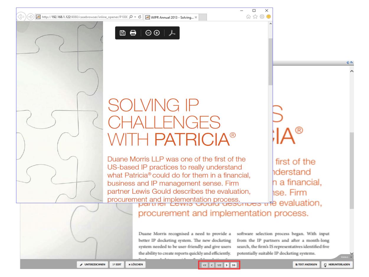Patricia® - EDMS 2