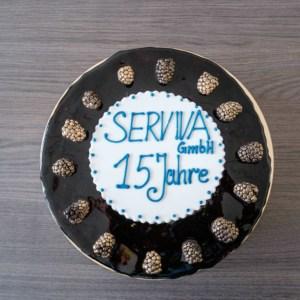 Serviva GmbH – 15 years of success on the market 1