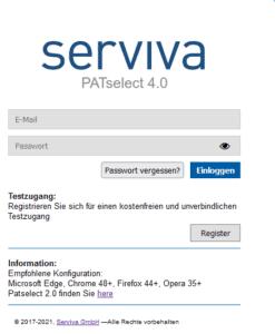 PATselect 4.0® 9